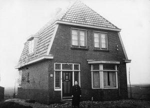 woning uit 1900