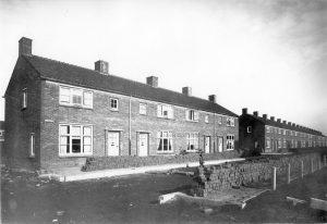 Woningen na de oorlog
